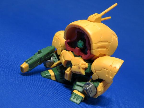 FW SD GUNDAM NEO アッシマーを開封する!