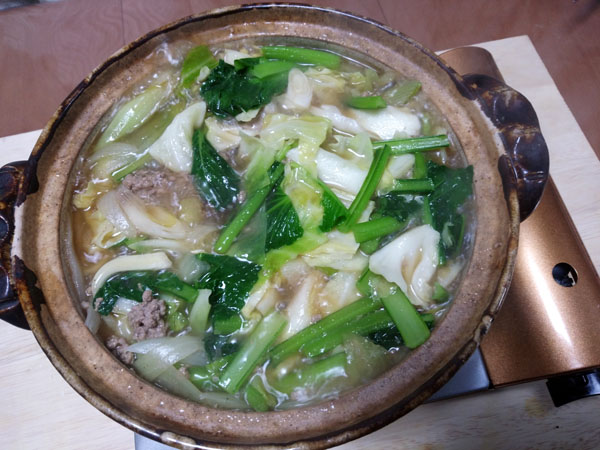 この冬シーズンにこれまで食べて気に入った鍋の素(スープ)の紹介