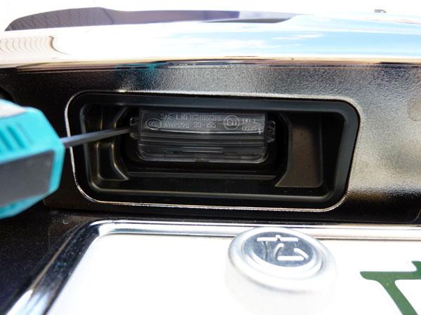 愛車トヨタノア80系のルームランプとライセンスランプをLED化しました!