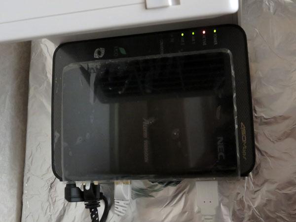 今使っている無線LANルーターが不調のため買い換えを検討する!