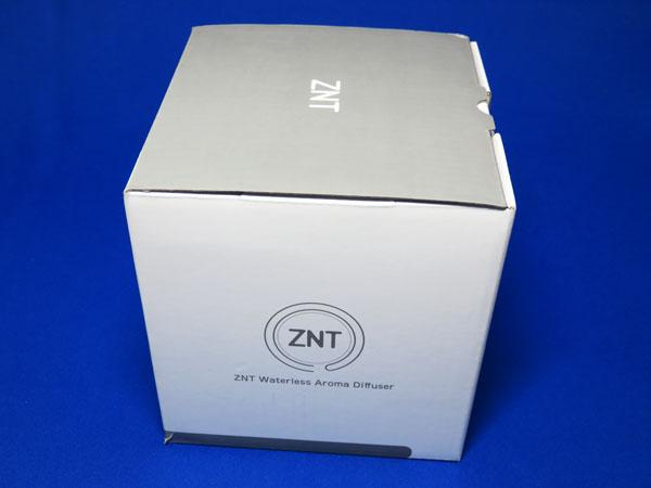 【レビュー記事】ZNT 送風式アロマディフューザー ZNT-E210