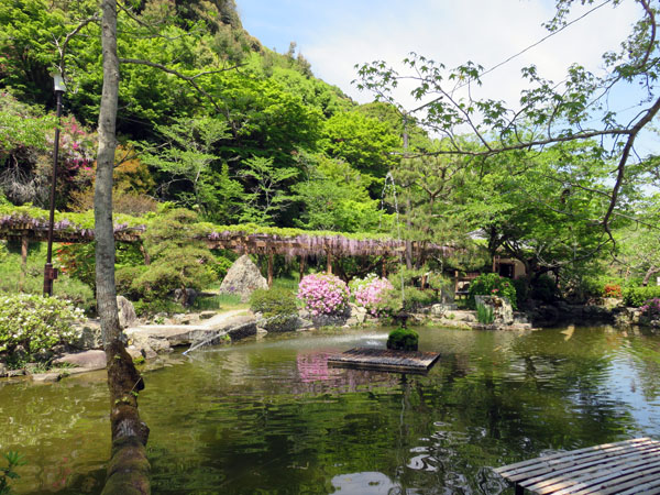 今年初めて愛車トヨタノアの遠出ドライブで錦帯橋へ行く!