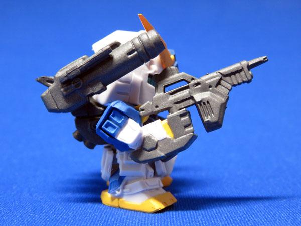 FW SD GUNDAM NEO ガンダム6号機を開封する!