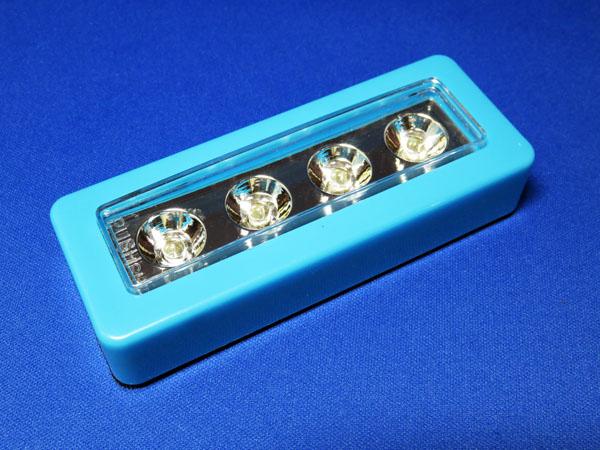 撮影ボックスで使うLEDライトをザ・ダイソーで購入する!