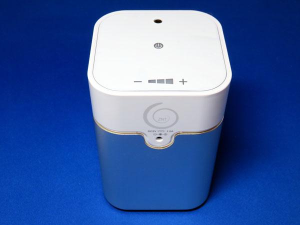 【レビュー記事】ZNT アロマディフューザー ネブライザー式 ZNT-E401