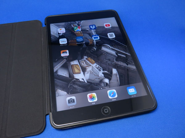 iPad mini(第1世代)用の液晶保護ガラスフィルムを購入する!