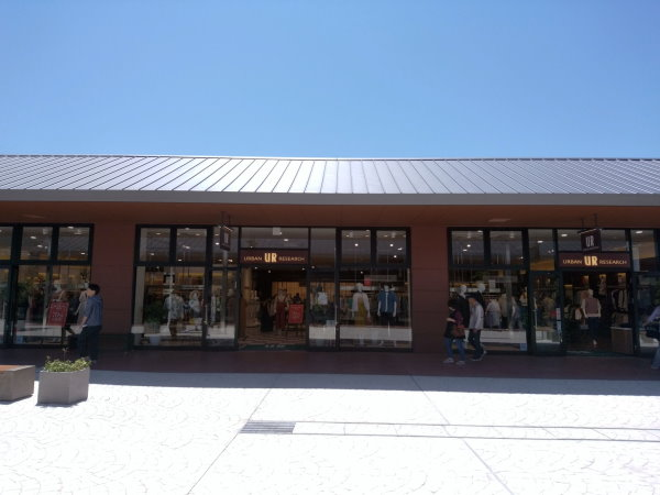 THE OUTLETS HIROSHIMA(ジ アウトレット広島)に行く!