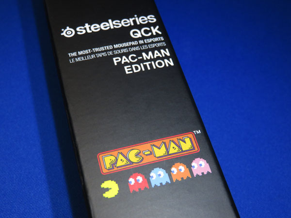 SteelSeries Pac-Man Editionを購入する!