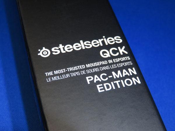 SteelSeries Pac-Man Edition マウスパッドを購入する!