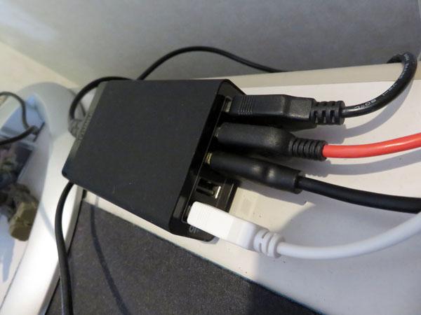 USBファン用にUSBスイッチを購入する!
