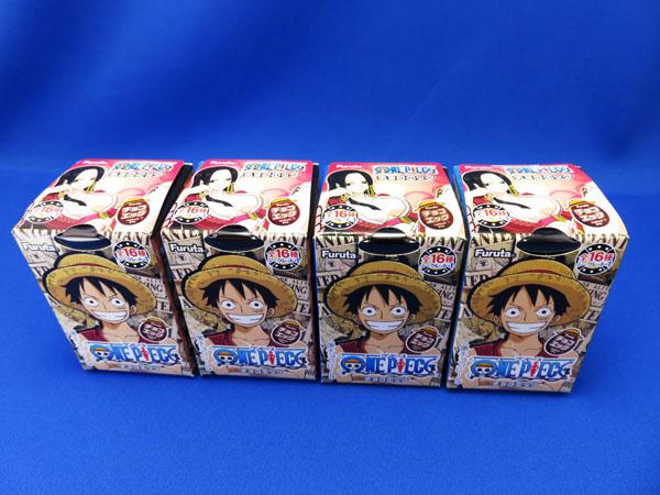【チョコエッグ】ONE PIECEシリーズ3個目!4個目!