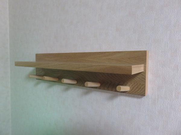 【DIY】ウォールシェルフ棚を取り付ける!