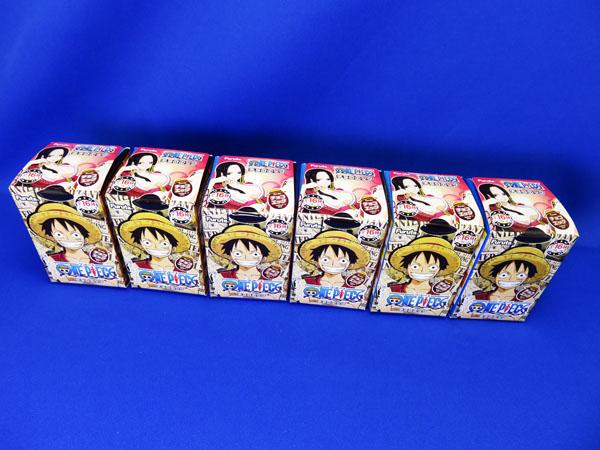 【チョコエッグ】ONE PIECEシリーズ6個目!