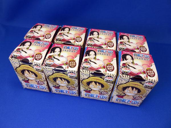 【チョコエッグ】ONE PIECEシリーズ7個目!8個目!