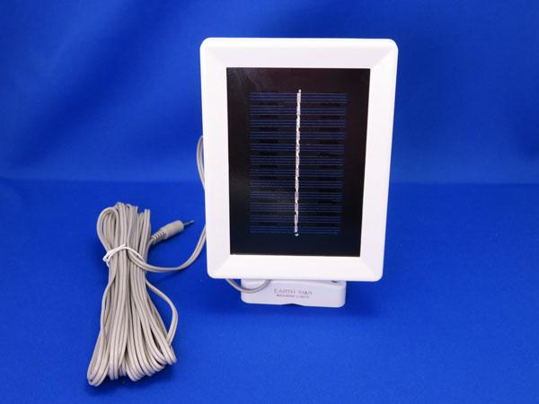 【DIY】ソーラー式LEDセンサーライトをガレージに取り付ける!