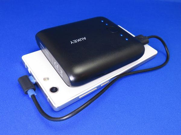【レビュー記事】SUNGUY L字型 Micro USBケーブル