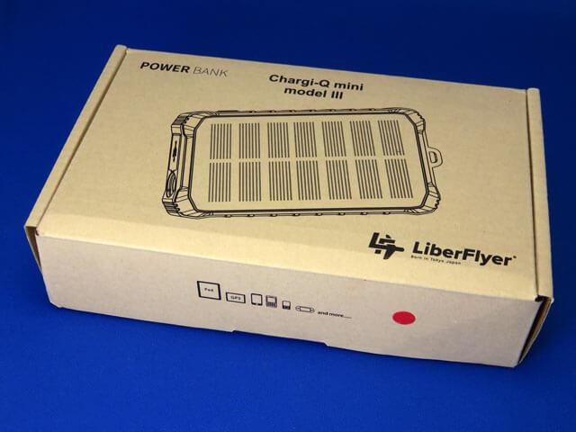 【レビュー記事】LiberFlyer Chargi-Q mini PRO(チャージックミニプロ)
